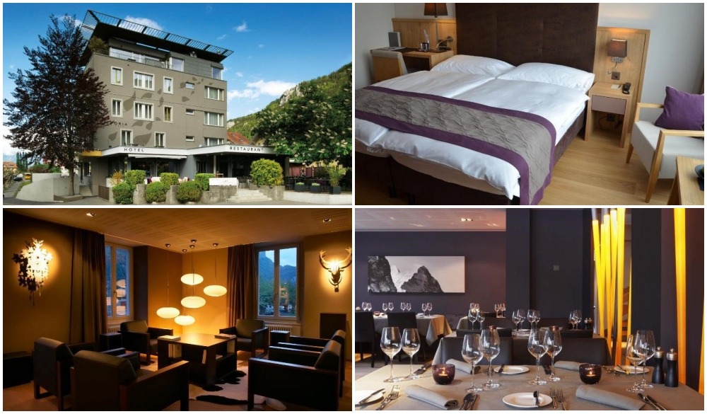 Hotel Victoria, best hotel when you visit Switzerland