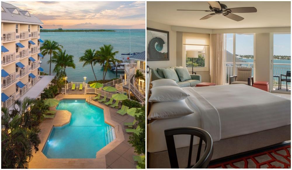 Hyatt Centric Key West Resort And Spa, hotel for florida keys road trip