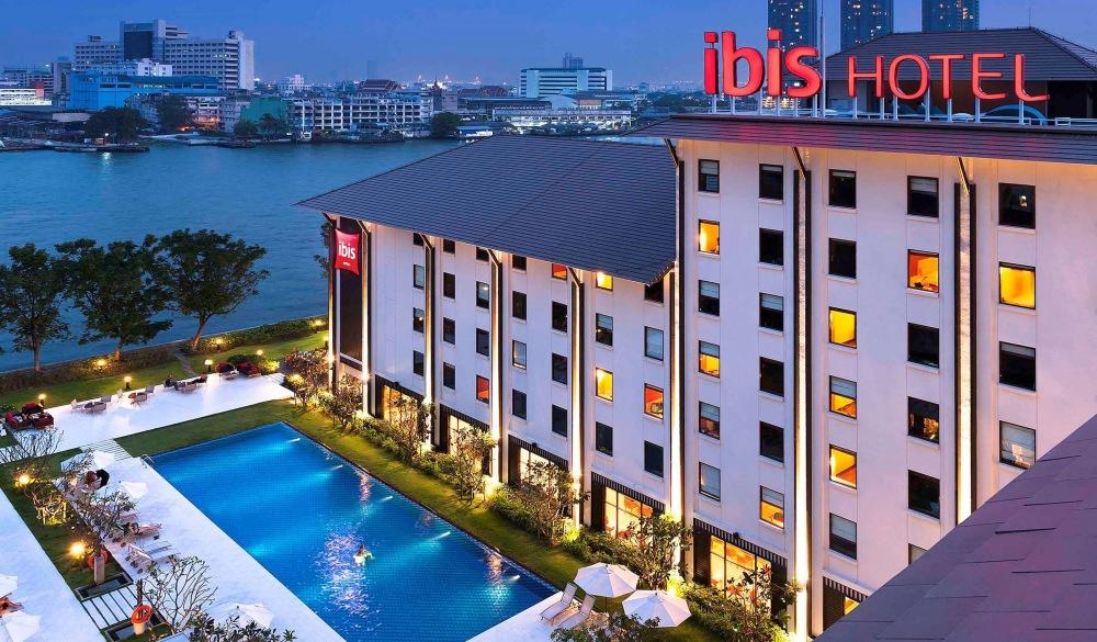 Ibis Bangkok Riverside, stay in bangkok