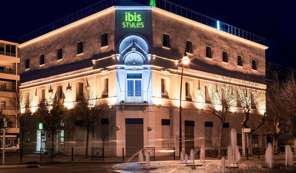 Ibis Styles Hyeres Centre Gare, hotel when you go on french riviera road trip