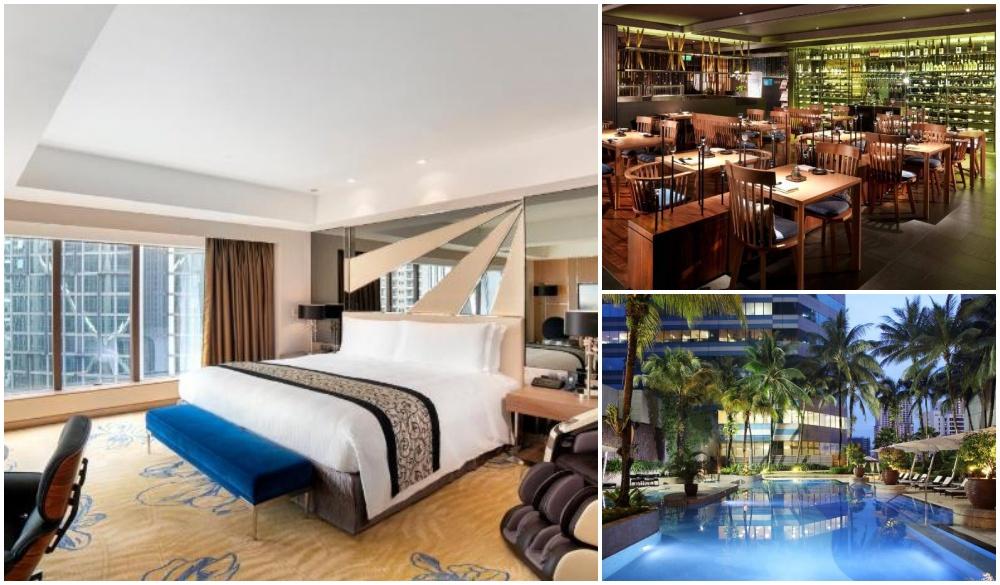 InterContinental Kuala Lumpur, hotels with pools