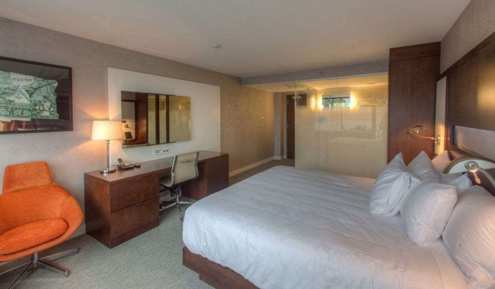 J House Greenwich Hotel – Rivers, USA, hi-tech