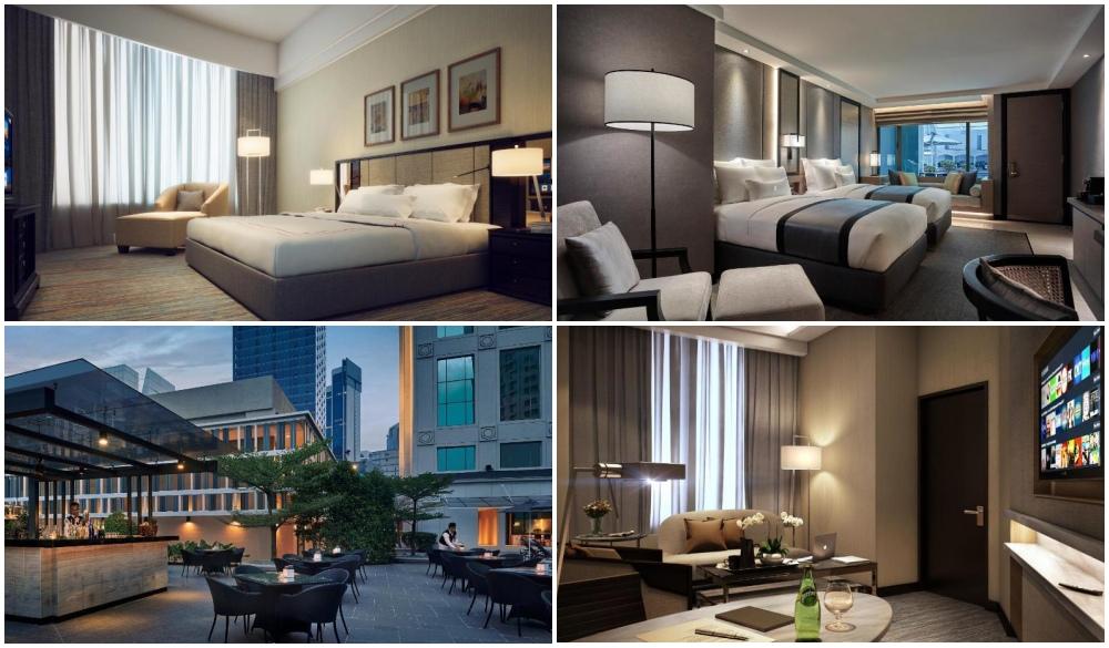 JW Marriott Hotel Kuala Lumpur, hotels with pools
