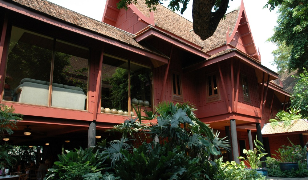 Jim Thompson's House in Bangkok Thailand