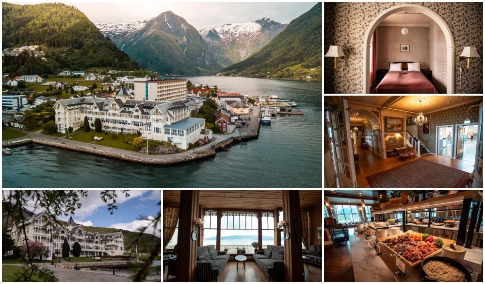 Kviknes Hotel, best hotel for europe's lake getaways