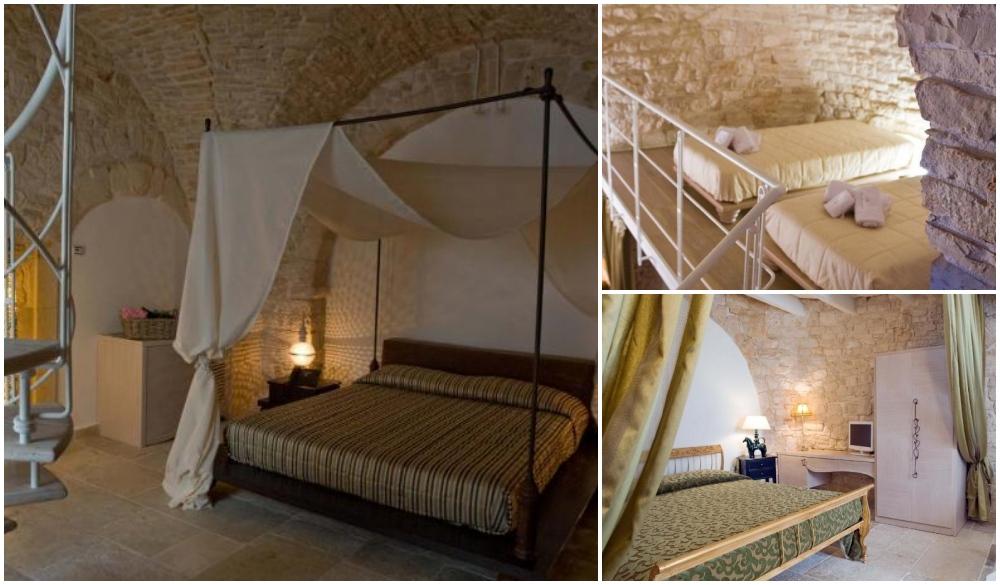 Le Alcove Luxury Resort Nei Trulli, hotel on your italian road trip