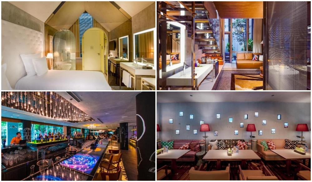 M Social Singapore – Singapore, hi-tech hotels