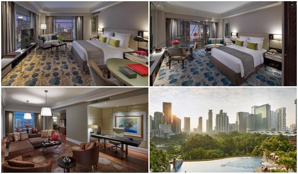 Mandarin Oriental Kuala Lumpur, hotels with pools
