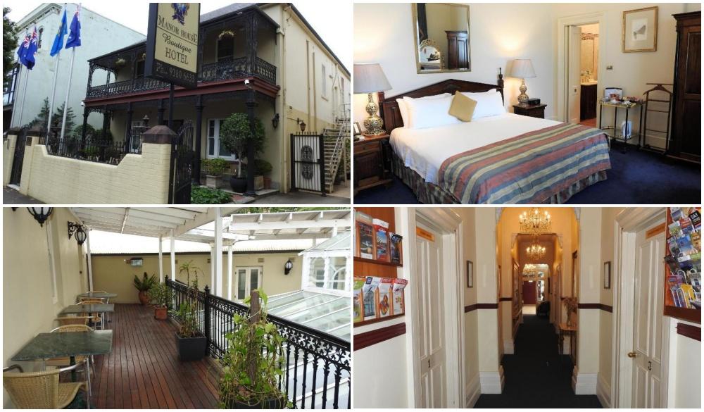 Manor Boutique Hotel Sydney