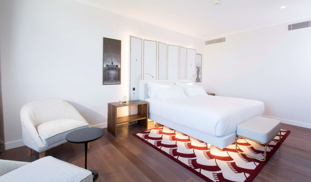 NH Collection Madrid Eurobuilding – Spain