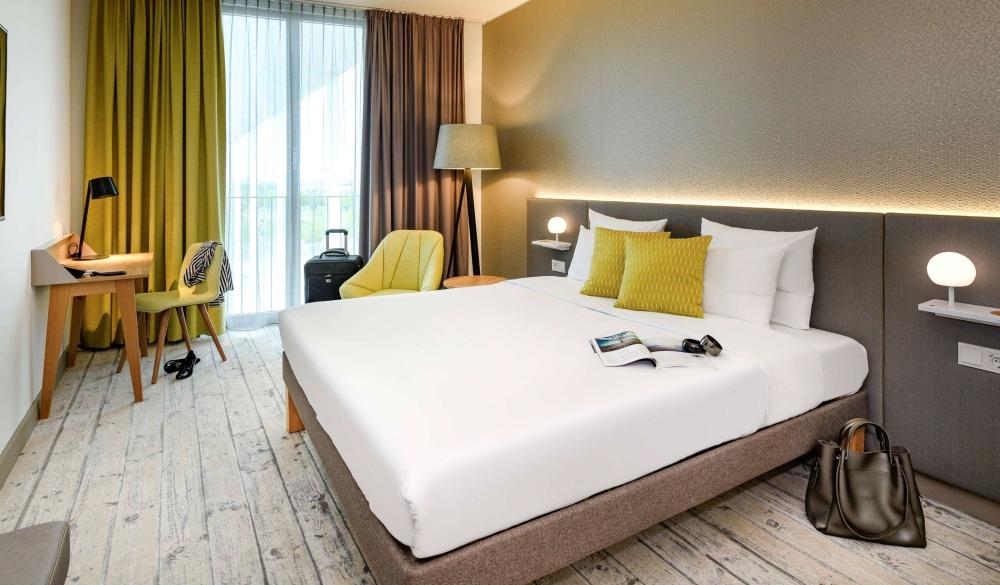 Novotel München Messe – Germany, hi-tech hotels