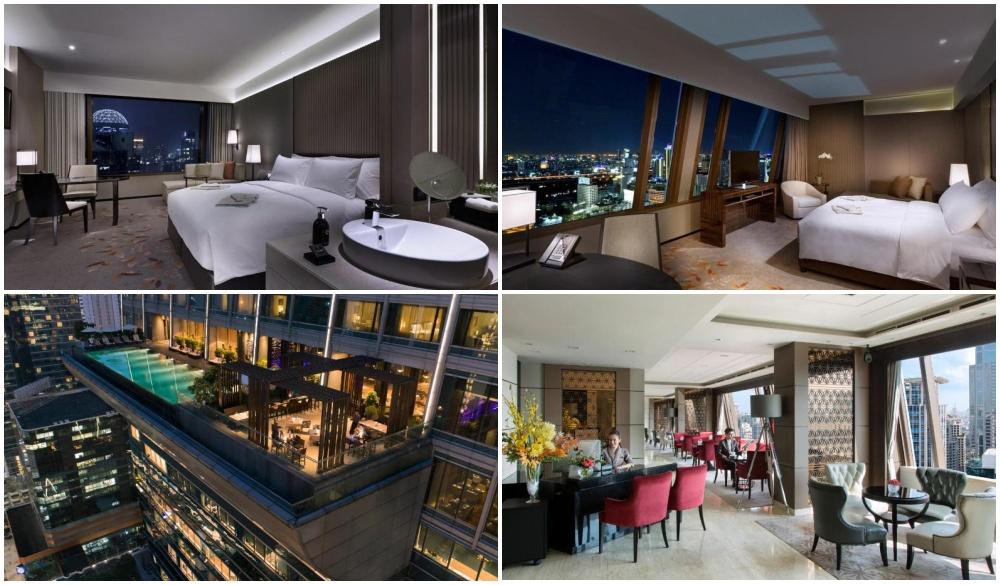 Okura Prestige Bangkok Hotel, stay in bangkok