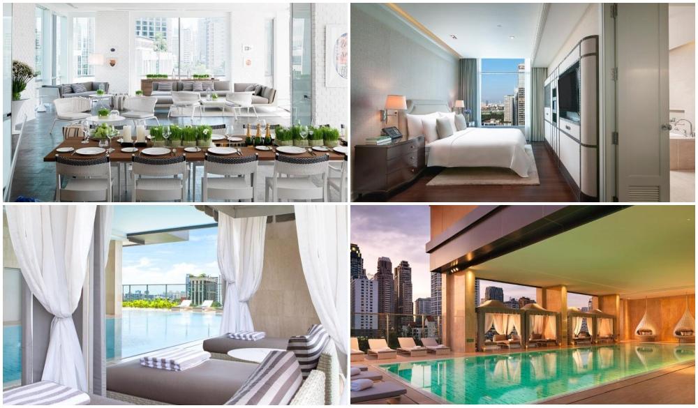 Oriental Residence Bangkok, stay in bangkok