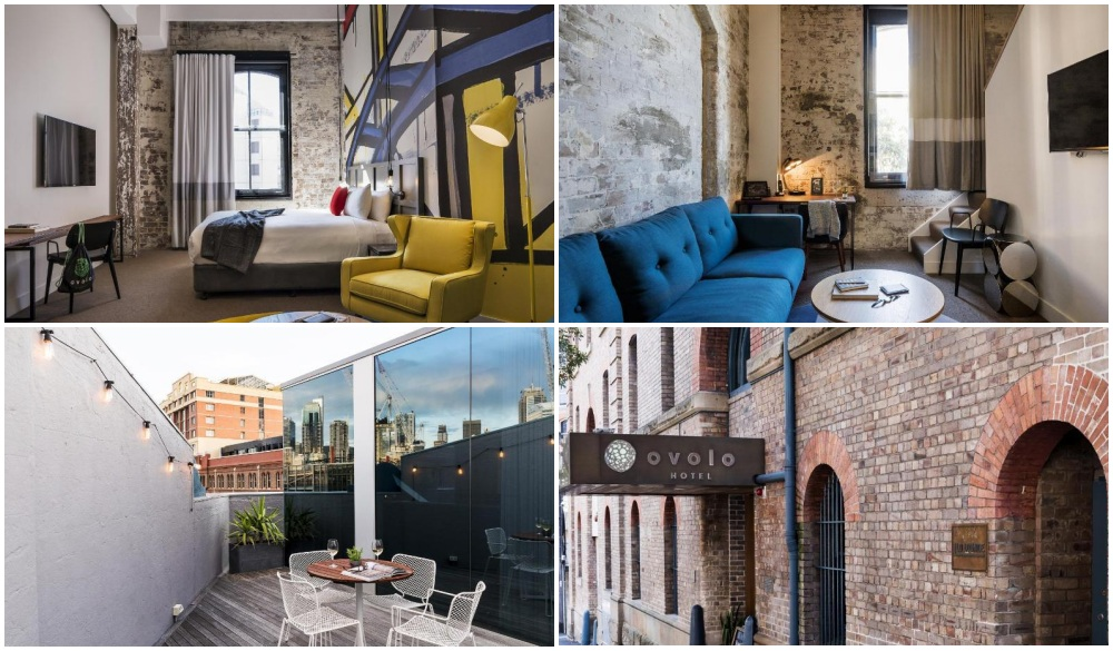 Ovolo 1888 Darling Harbour, Boutique Hotels in Sydney