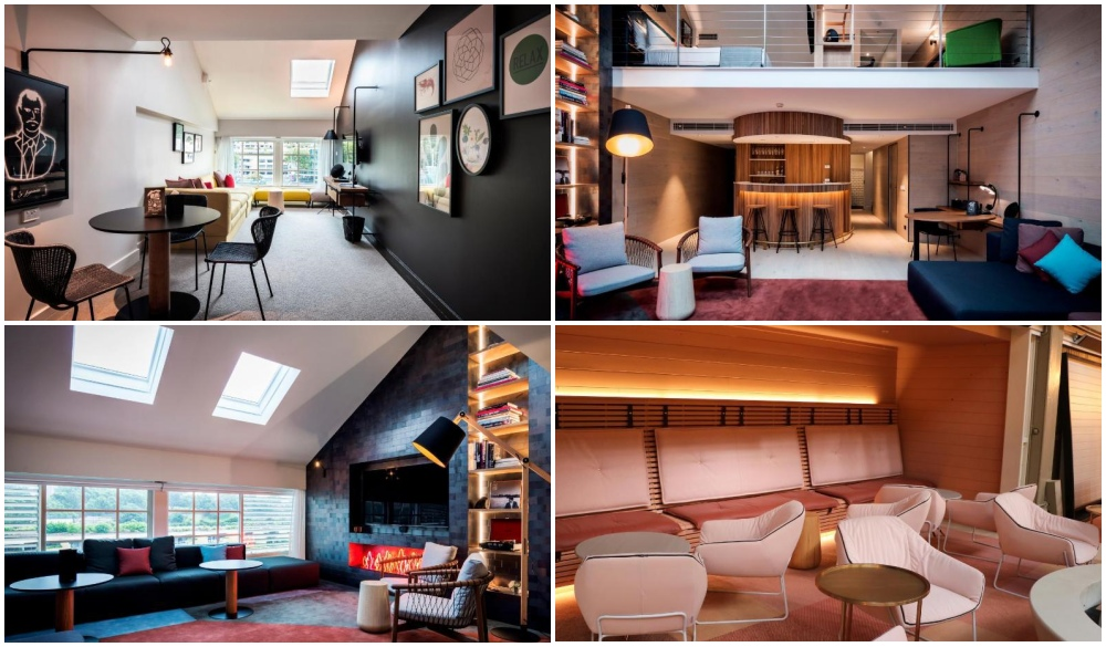 Ovolo Woolloomooloo, Boutique Hotels in Sydney