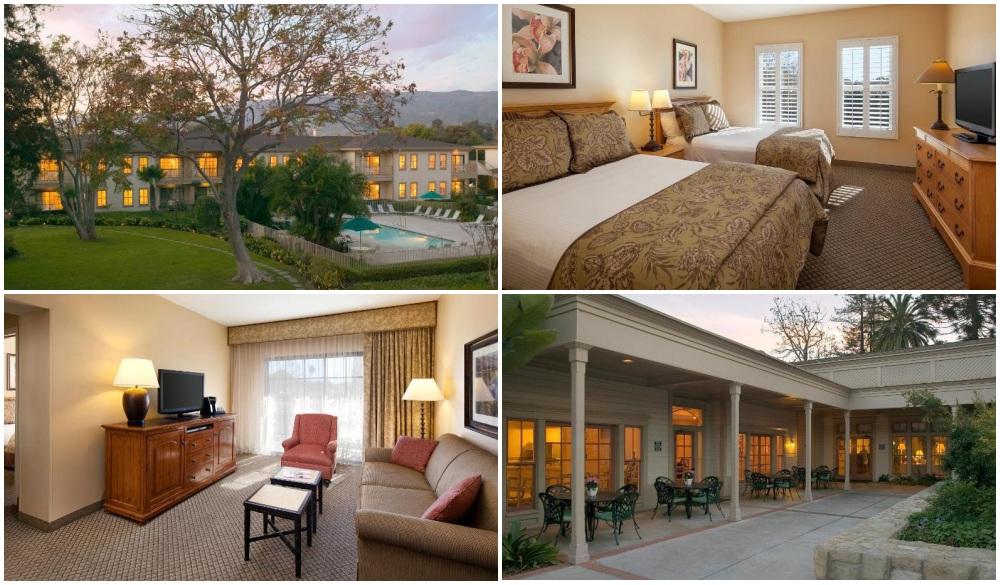 Pacifica Suites Santa Barbara, hotel to stay