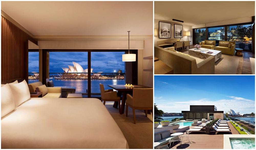 Park Hyatt Sydney, 5-star sydney hotel