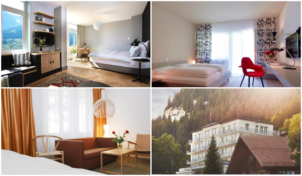 Parkhotel Bellevue & Spa, best hotel when you visit Switzerland