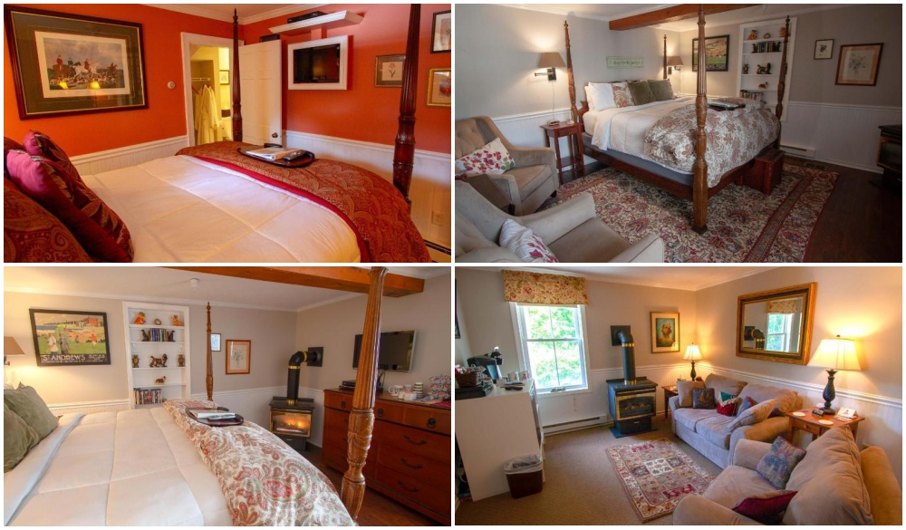 Phineas Swann Inn & Spa, budget hotels in vermont
