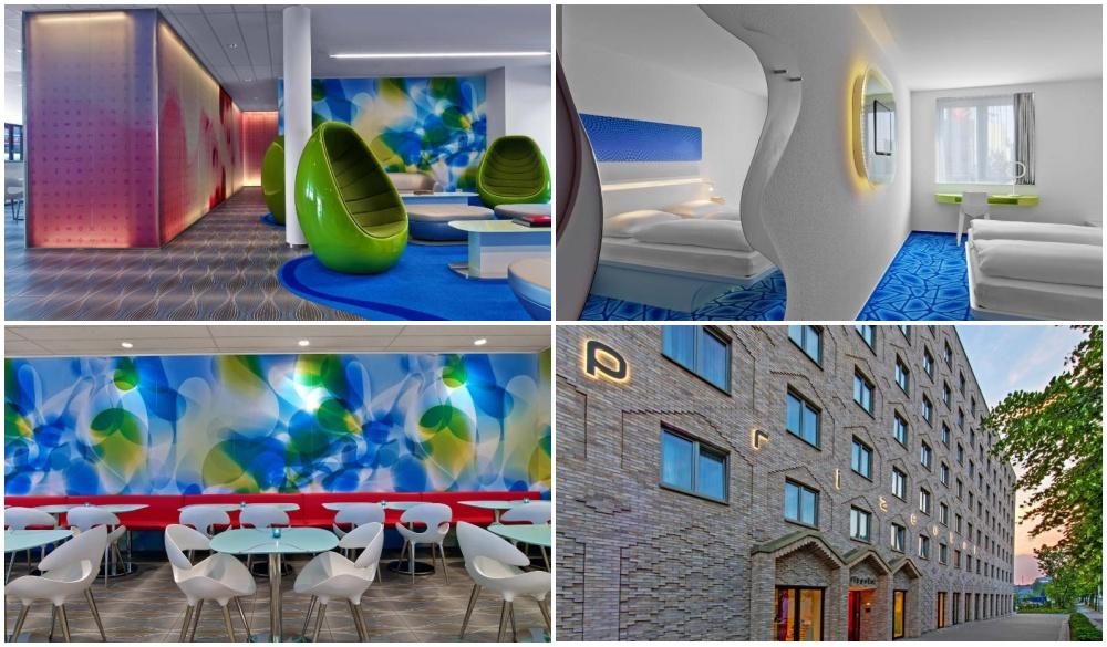 Prizeotel Hamburg-City – Germany, hi-tech hotels