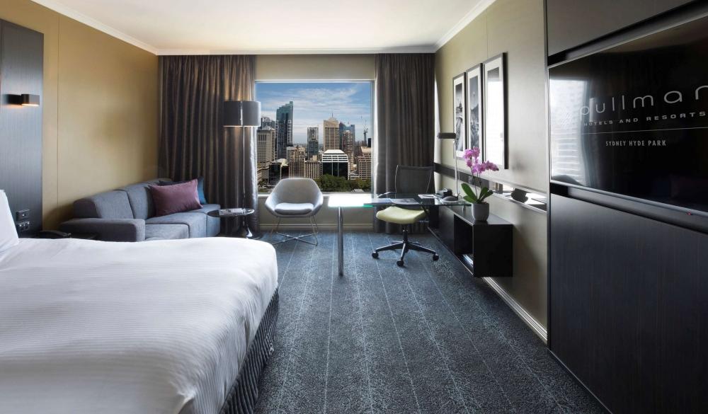 Pullman Sydney Hyde Park, 5-star hotel
