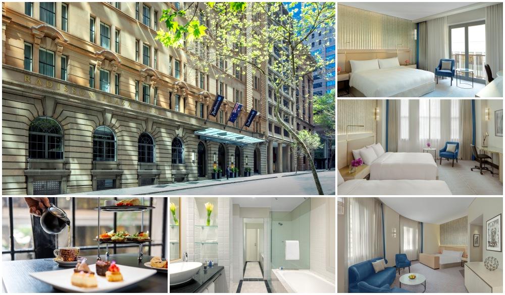 Radisson Blu Plaza Hotel Sydney, 5-star hotel