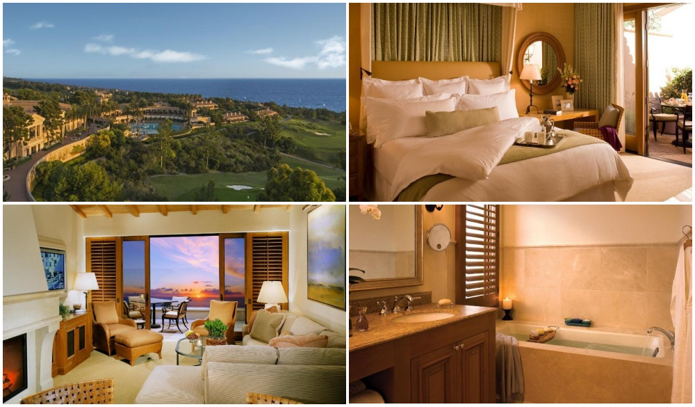 Resort at Pelican Hill, Newport Beach, souther California's seaside hotel