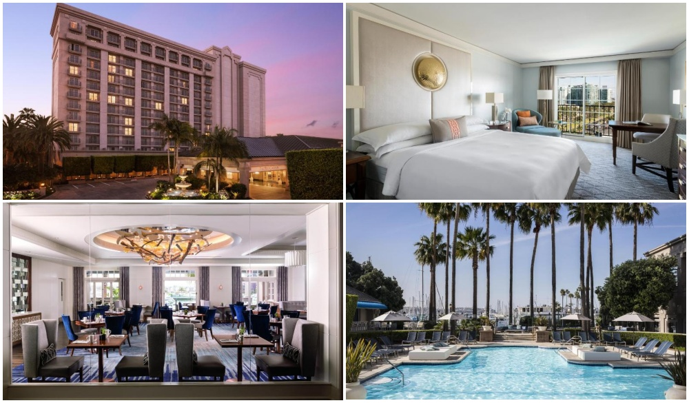 Ritz Carlton, Laguna Niguel, Dana Point, souther California's seaside hotel