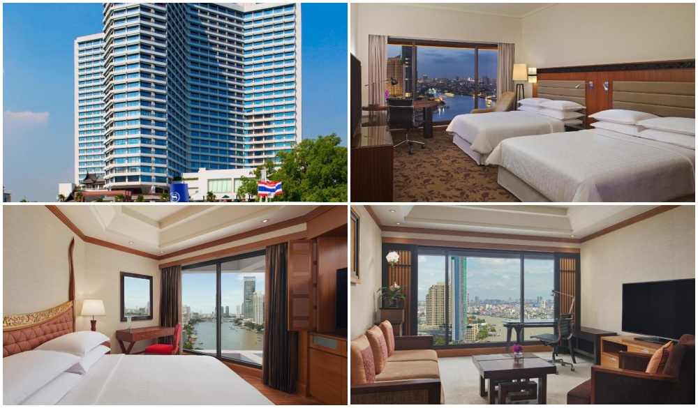 Royal Orchid Sheraton Hotel & Towers, stay in bangkok