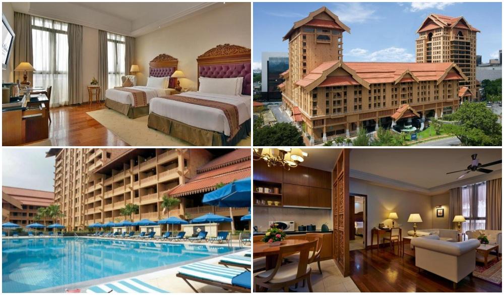 Royale Chulan Kuala Lumpur, hotels with pools