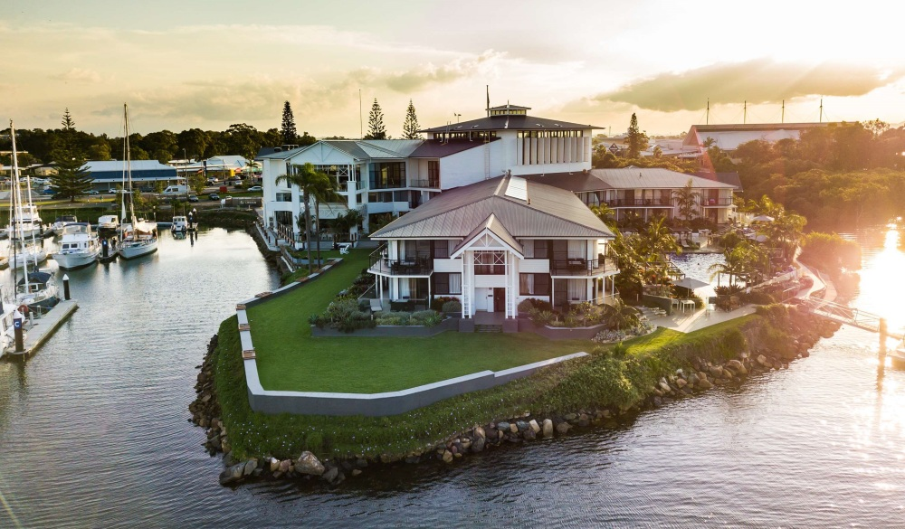 Sails Port Macquarie by Rydges, hotel for iconic australian raod trip
