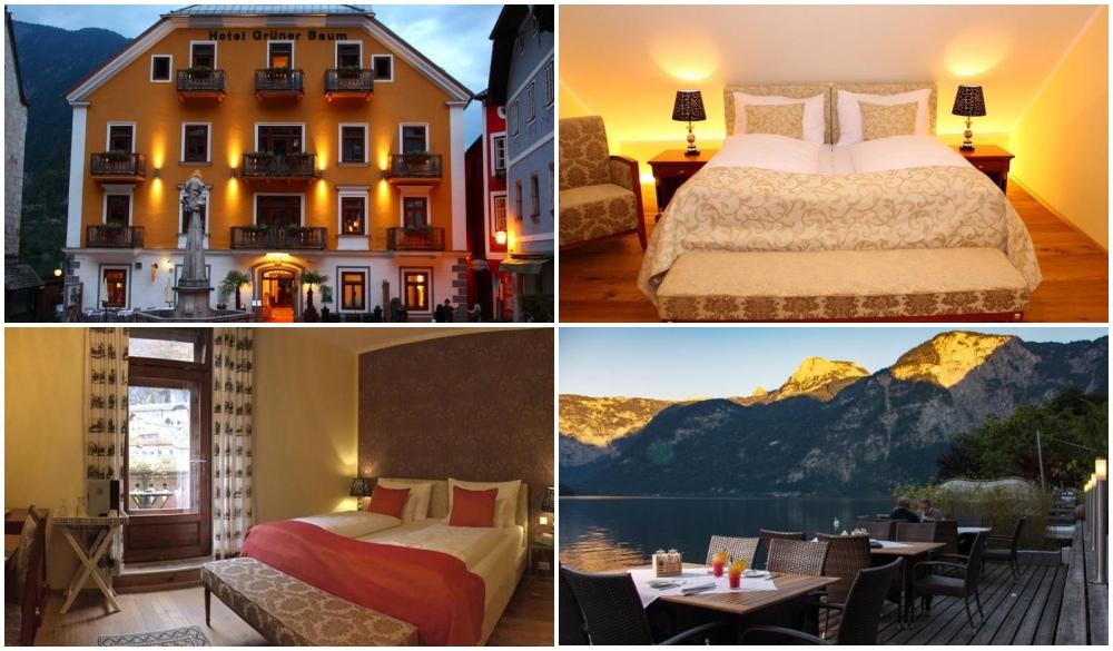 Seehotel Grüner Baum, hotel for road trips in austria