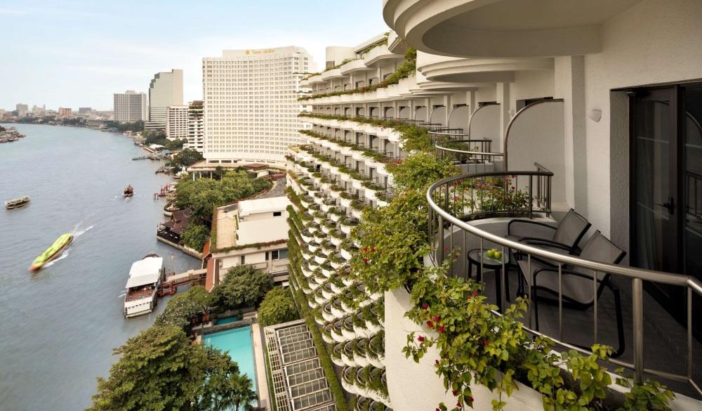 Shangri-La Hotel Bangkok, stay in bangkok