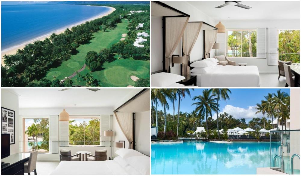 Sheraton Grand Mirage Resort, Port Douglas, hotel for iconic Australian road trip destination