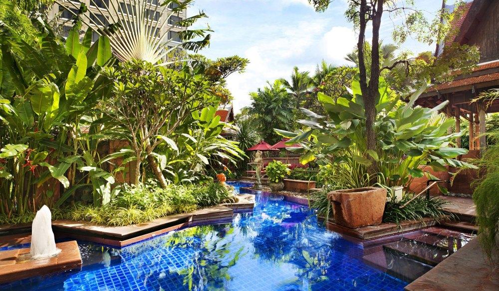 Sheraton Grande Sukhumvit A Luxury Collection Hotel, stay in Bangkok