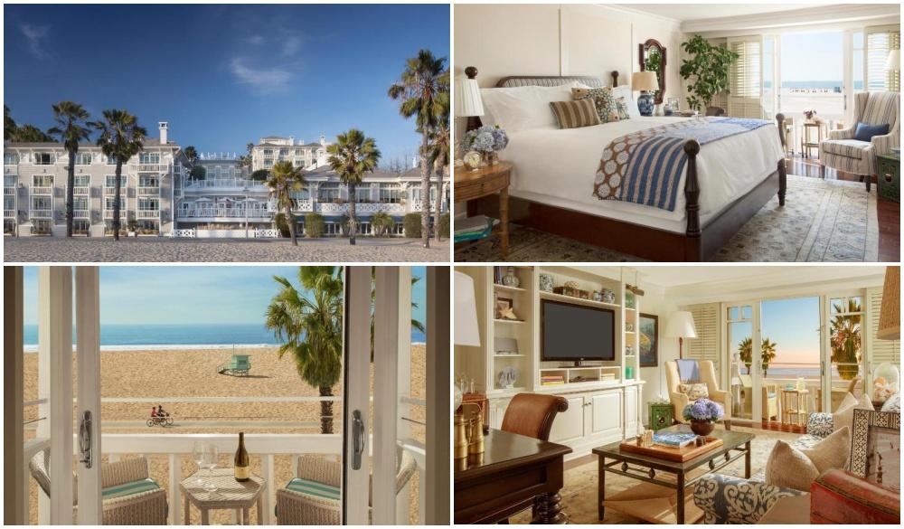 Shutters on the Beach, Santa Monica, seaside hotel