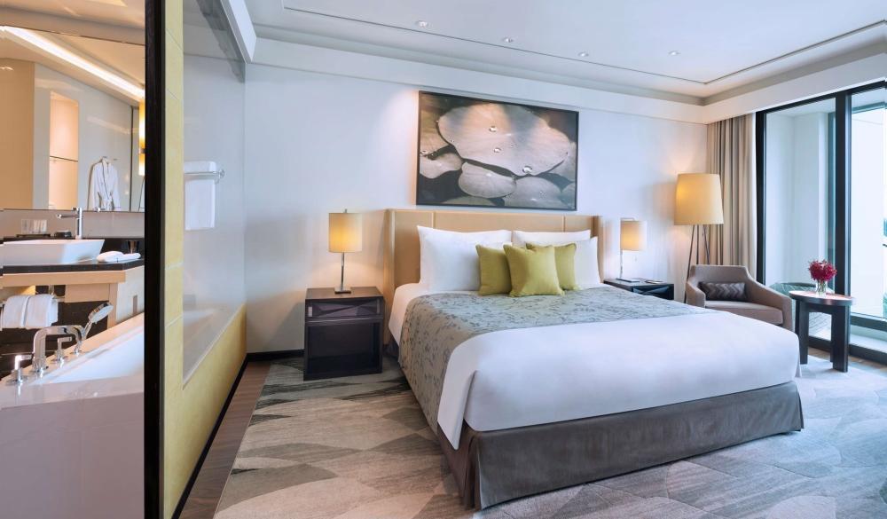 Siam Kempinski Hotel Bangkok, stay in bangkok