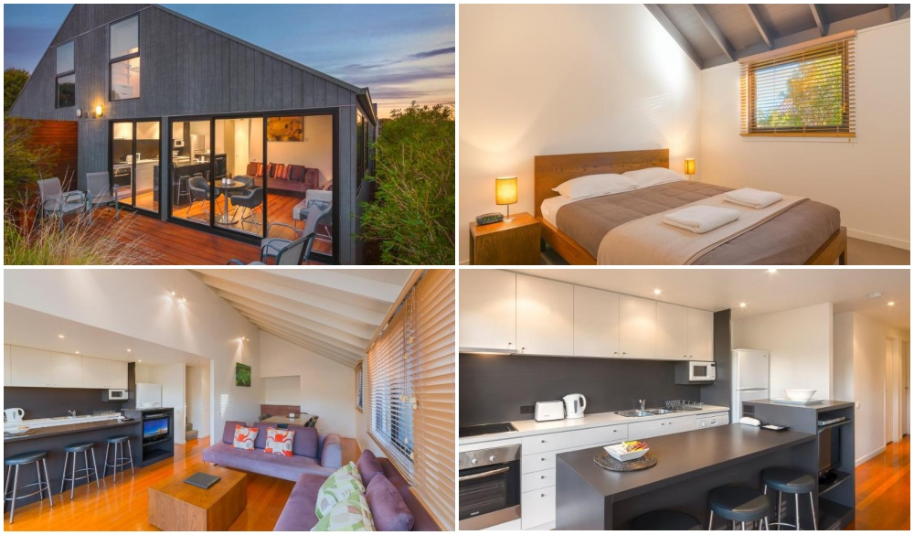Southern Ocean Villas, great ocean road accommodation