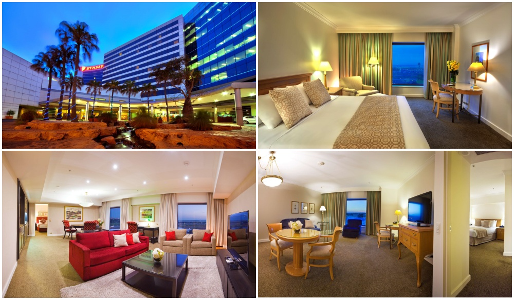 Stamford Plaza Sydney Airport Hotel & Conference Centre, 5-star hotel