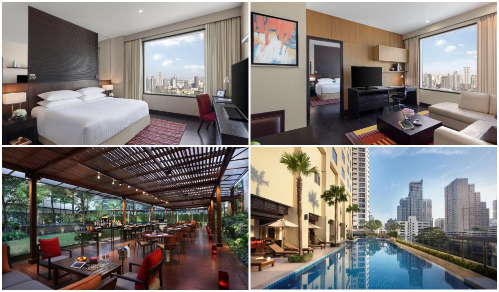 Sukhumvit Park Bangkok - Marriott Executive Apartments, stay in Bangkok