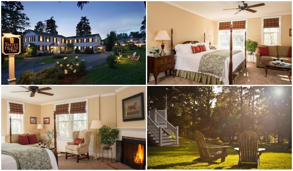 Swift House Inn, budget hotels in Vermont