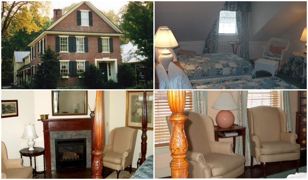 The Charleston House Bed & Breakfast, budget hotels in Vermont