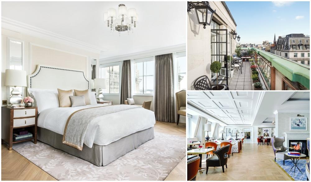 The Langham Hotel, London, England