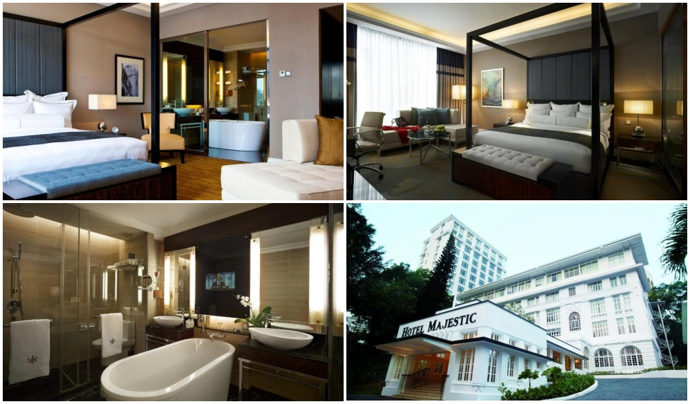 The Majestic Hotel Kuala Lumpur Autograph Collection, hotels with pools