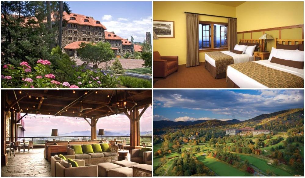The Omni Grove Park Inn – Asheville, NC, U.S. mountain resort
