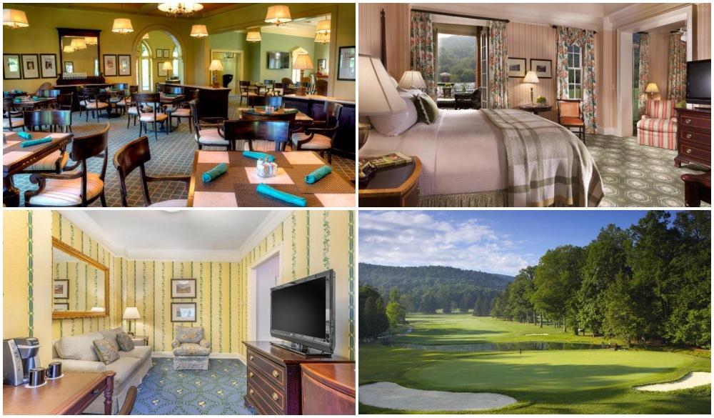 The Omni Homestead Resort – Hot Springs, VA, U.S. mountain resort