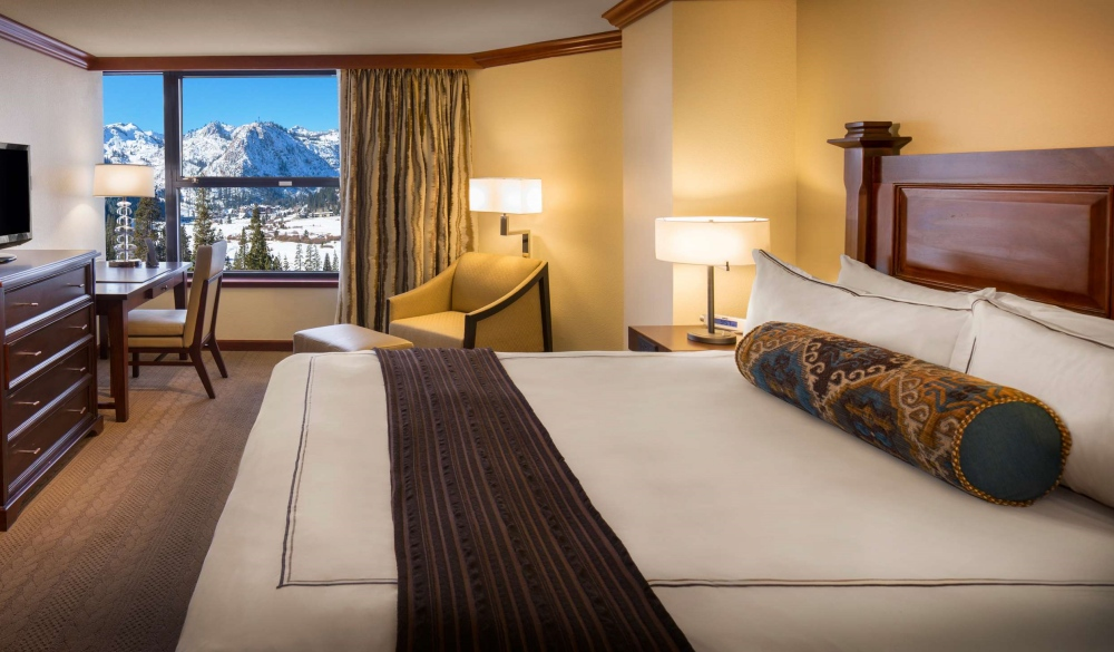 The Resort at Squaw Creek – Olympic Valley, CA, U.S. mountain resort