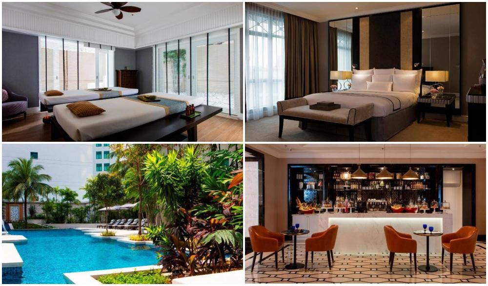 The Ritz Carlton Hotel Kuala Lumpur, hotels with pools