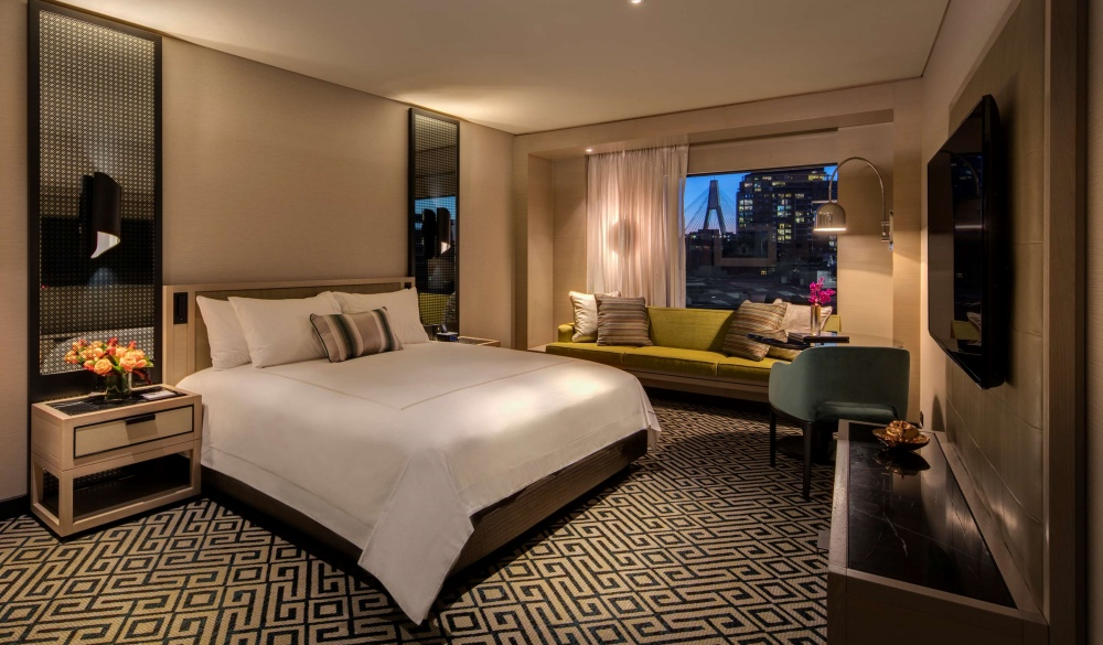 The Star Grand Hotel and Residences Sydney, 5-star sydney hotel