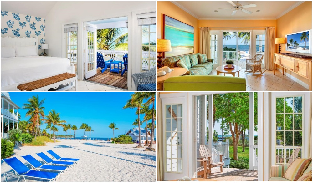 Tranquility Bay Beachfront Hotel And Resort, hotle for Florida Keys road trip